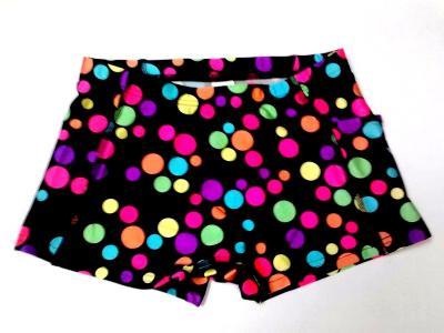 Crazy Dots Cheer Spankies
