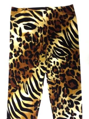 Jungle Fever Capris