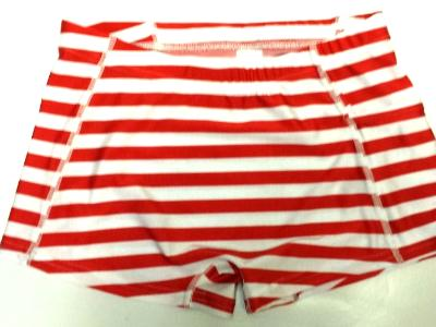 iCupid Red and White Striped Spanky