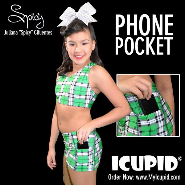 mycrazyspankystore, Crazy Pants, Icupids, Phone pocket, icupid