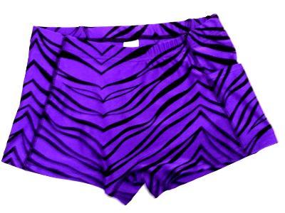 Purple Zebra Spanky