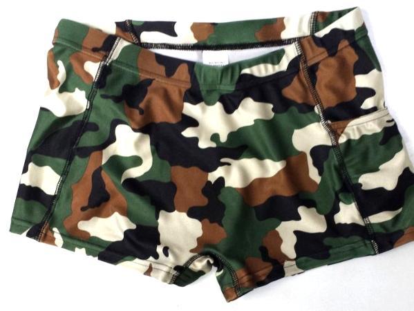 Dark Camo Icupid Shorts