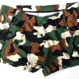 Dark Camo Icupid Shorts