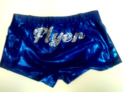 iCupid FLYER Shorts (on back) in Royal Blue