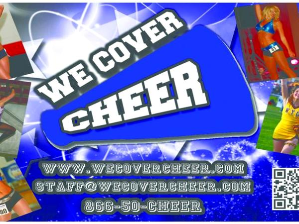We Cover Cheer, icupid, www.rightforyourheart.com
