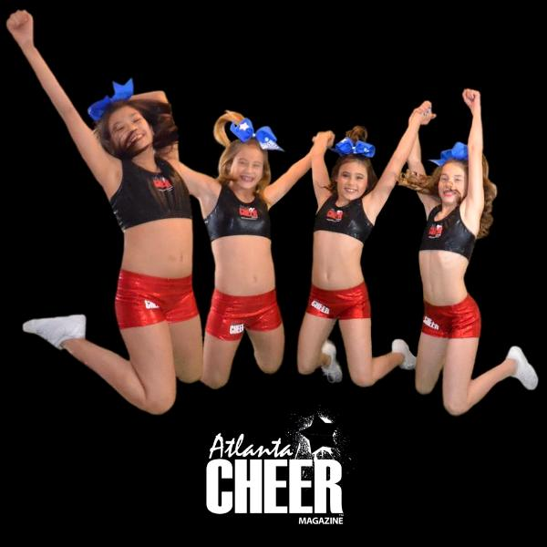 No Bully, Icupids, Atlanta Cheer